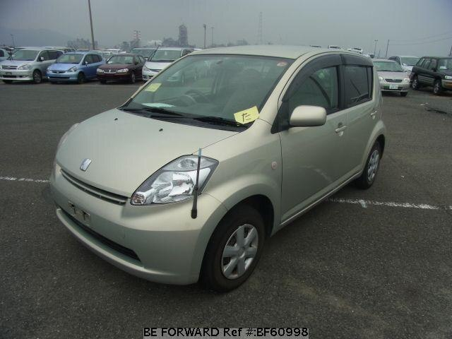 Used 2004 TOYOTA PASSO BF60998 for Sale