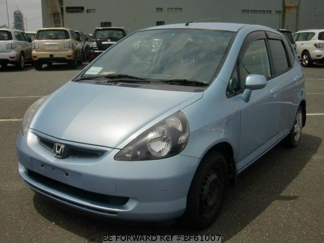 Used 2001 HONDA FIT BF61007 for Sale