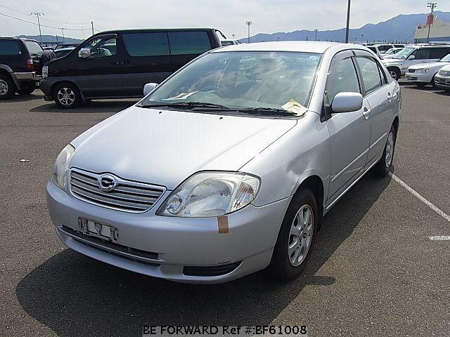 Used 2003 TOYOTA COROLLA SEDAN BF61008 for Sale