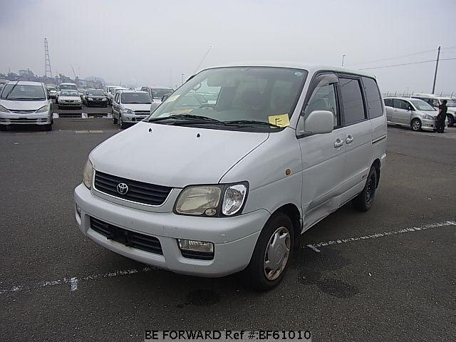 Used 1999 TOYOTA LITEACE NOAH BF61010 for Sale