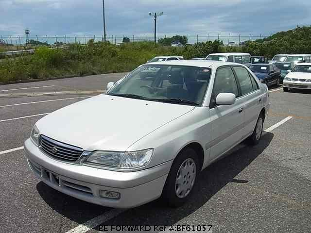 Used 2001 TOYOTA CORONA PREMIO BF61057 for Sale