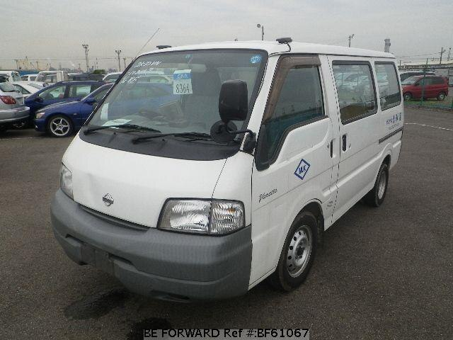 Used 2000 NISSAN VANETTE VAN BF61067 for Sale