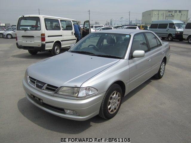 Used 1999 TOYOTA CARINA BF61108 for Sale
