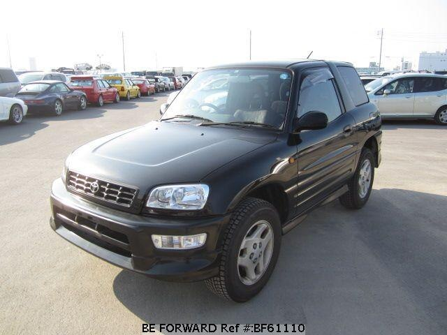 Used 1999 TOYOTA RAV4 BF61110 for Sale