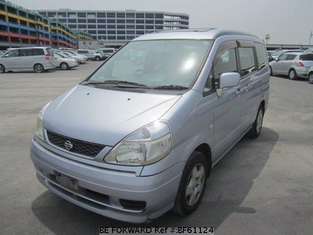 Used 1999 NISSAN SERENA BF61124 for Sale