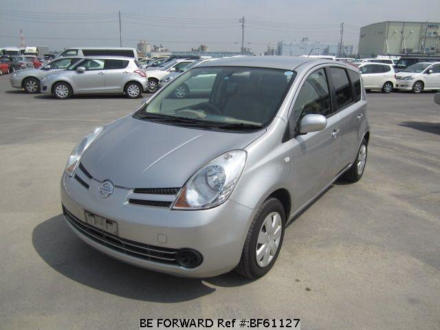 Used 2006 NISSAN NOTE BF61127 for Sale