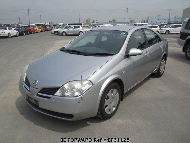 Used 2002 NISSAN PRIMERA BF61128 for Sale