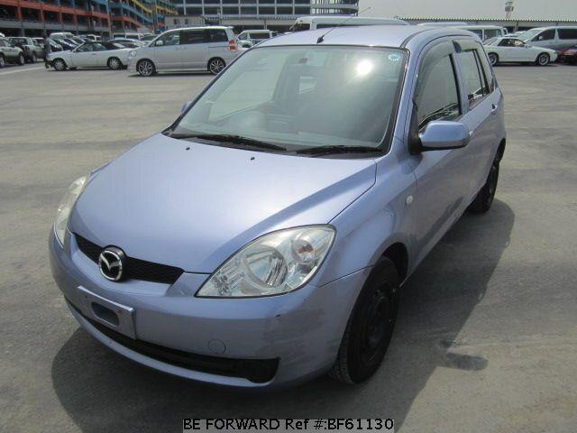 Used 2005 MAZDA DEMIO BF61130 for Sale