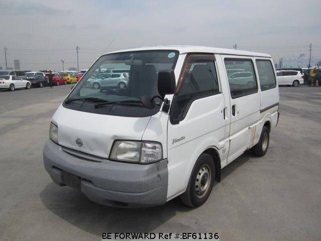 Used 2000 NISSAN VANETTE VAN BF61136 for Sale