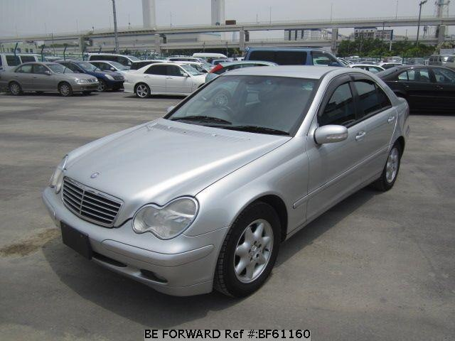 Used 2001 MERCEDES-BENZ C-CLASS BF61160 for Sale