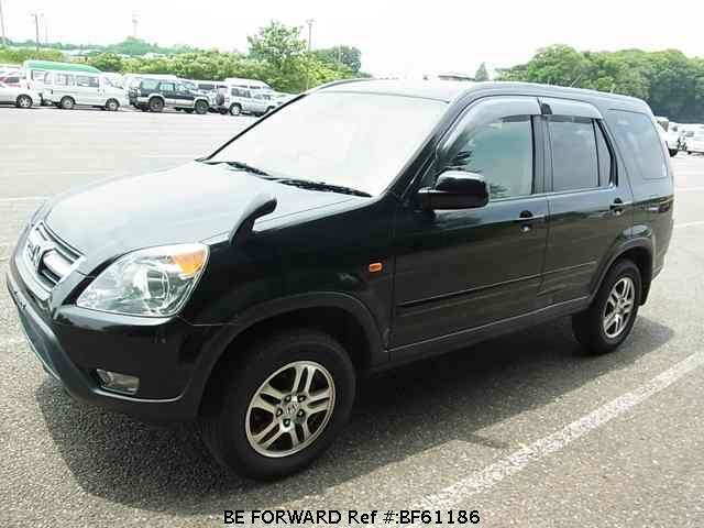 Used 2001 HONDA CR-V BF61186 for Sale