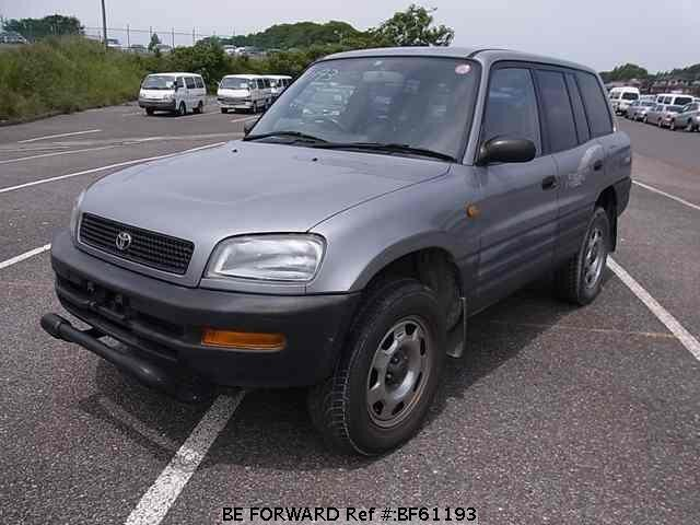 Used 1996 TOYOTA RAV4 BF61193 for Sale