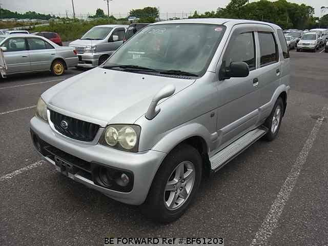Used 2000 DAIHATSU TERIOS BF61203 for Sale