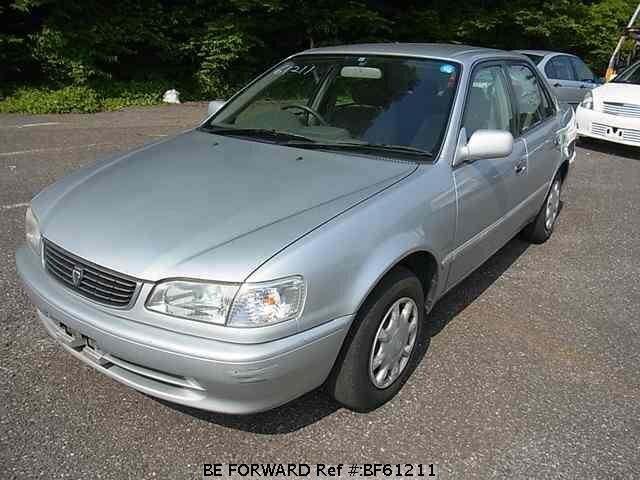 Used 1999 TOYOTA COROLLA SEDAN BF61211 for Sale