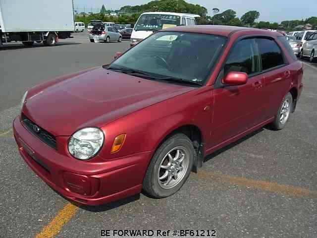 Used 2000 SUBARU IMPREZA SPORTSWAGON BF61212 for Sale