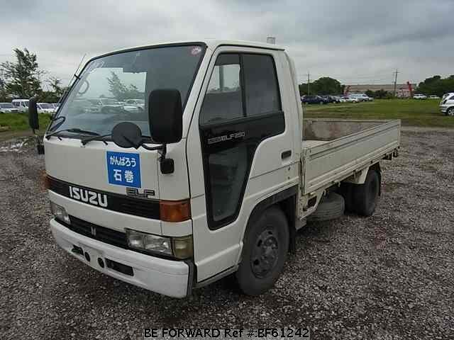 Used 1992 ISUZU ELF TRUCK BF61242 for Sale
