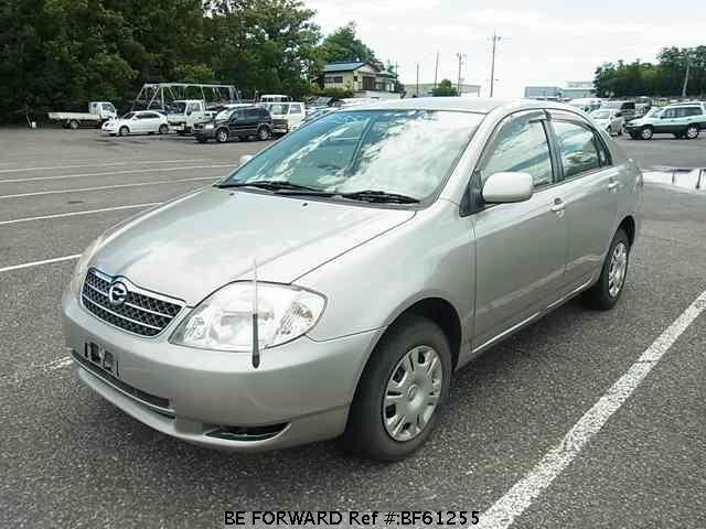 Used 2001 TOYOTA COROLLA SEDAN BF61255 for Sale