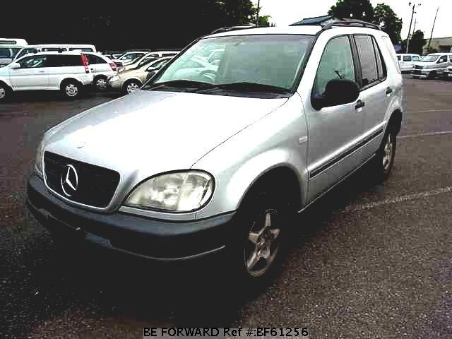 Used 1999 MERCEDES-BENZ M-CLASS BF61256 for Sale
