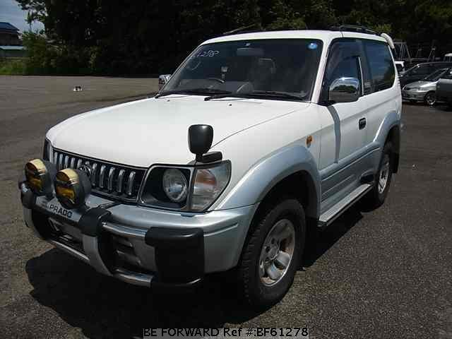 Used 1997 TOYOTA LAND CRUISER PRADO BF61278 for Sale