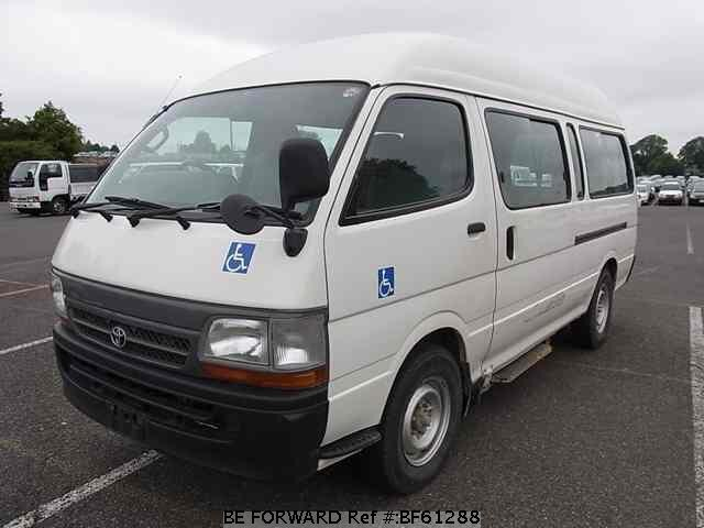 Used 1999 TOYOTA HIACE COMMUTER BF61288 for Sale