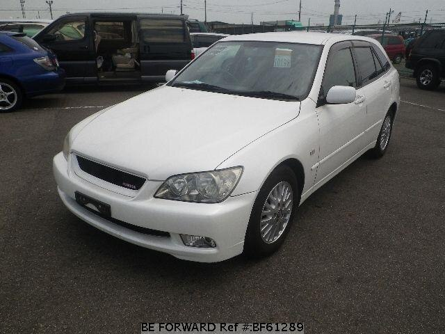 Used 2003 TOYOTA ALTEZZA GITA BF61289 for Sale