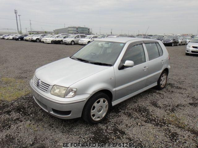Used 2001 VOLKSWAGEN POLO BF61295 for Sale