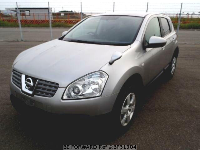 Used 2007 NISSAN DUALIS BF61304 for Sale