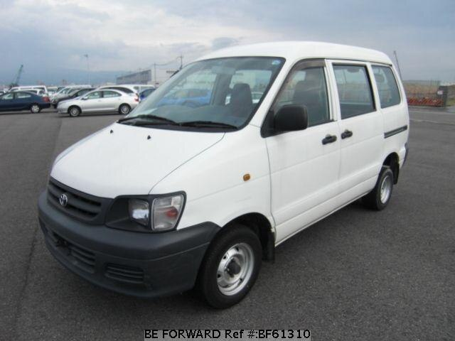 Used 2003 TOYOTA TOWNACE VAN BF61310 for Sale