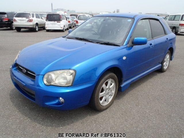 Used 2003 SUBARU IMPREZA SPORTSWAGON BF61320 for Sale