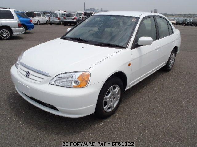 Used 2003 HONDA CIVIC FERIO BF61322 for Sale