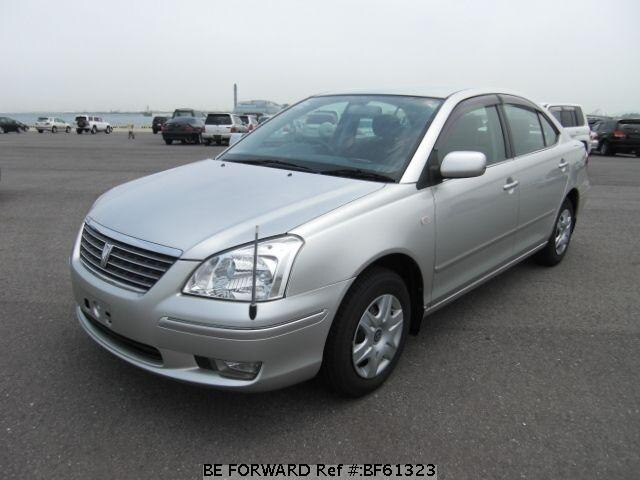 Used 2003 TOYOTA PREMIO BF61323 for Sale