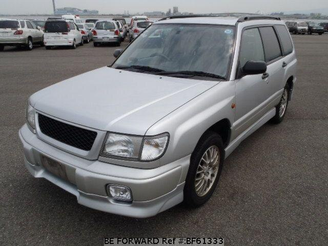 Used 1997 SUBARU FORESTER BF61333 for Sale