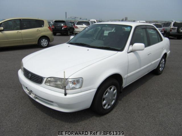 Used 1997 TOYOTA COROLLA SEDAN BF61339 for Sale