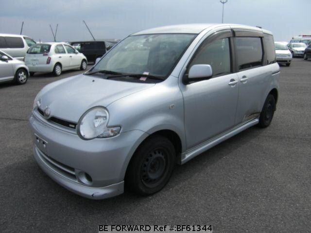 Used 2004 TOYOTA SIENTA BF61344 for Sale
