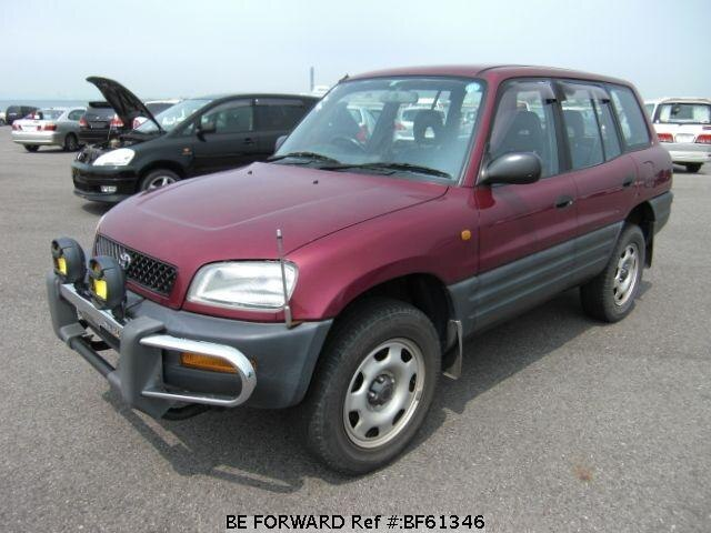 Used 1997 TOYOTA RAV4 BF61346 for Sale