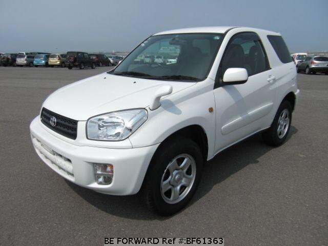 Used 2001 TOYOTA RAV4 BF61363 for Sale