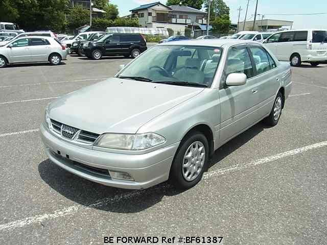 Used 1999 TOYOTA CARINA BF61387 for Sale