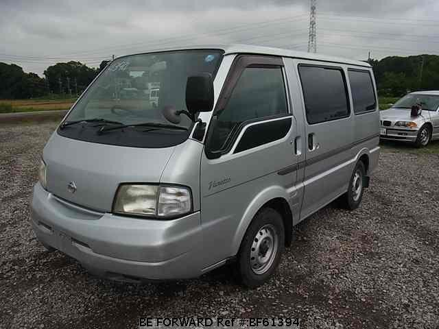 Used 2001 NISSAN VANETTE VAN BF61394 for Sale