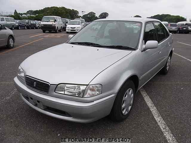 Used 1999 TOYOTA SPRINTER SEDAN BF61407 for Sale