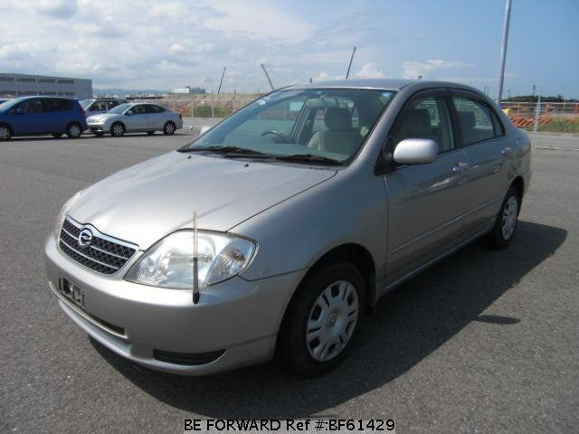 Used 2001 TOYOTA COROLLA SEDAN BF61429 for Sale