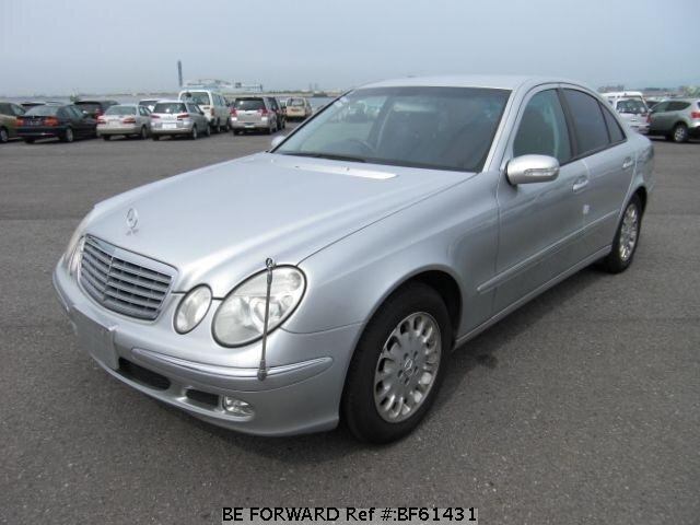 Used 2003 MERCEDES-BENZ E-CLASS BF61431 for Sale