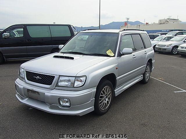Used 1998 SUBARU FORESTER BF61436 for Sale