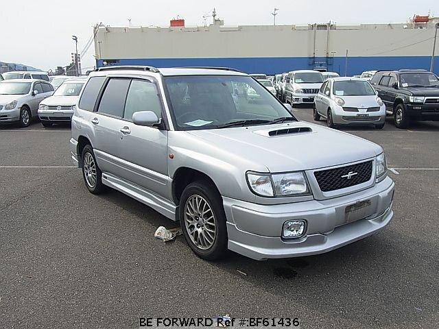 used 1998 subaru forester e sf5 for sale bf61436 be forward. Black Bedroom Furniture Sets. Home Design Ideas