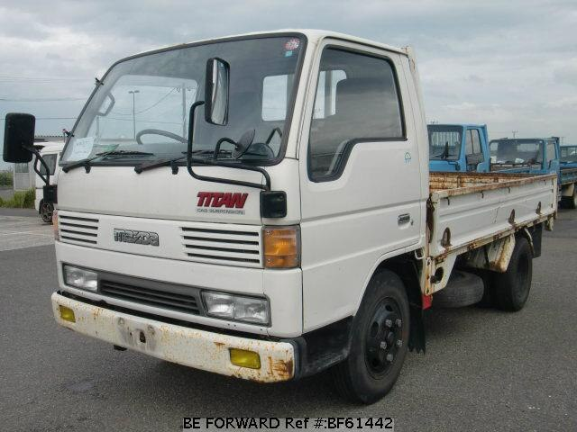 Used 1992 MAZDA TITAN BF61442 for Sale