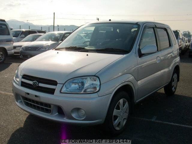Used 2003 SUZUKI SWIFT BF61447 for Sale