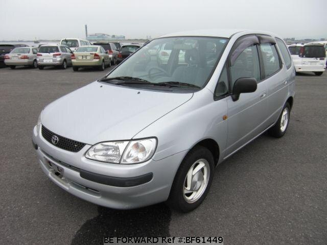 Used 1999 TOYOTA COROLLA SPACIO BF61449 for Sale