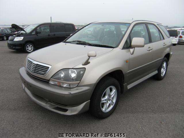 Used 1997 TOYOTA HARRIER BF61455 for Sale