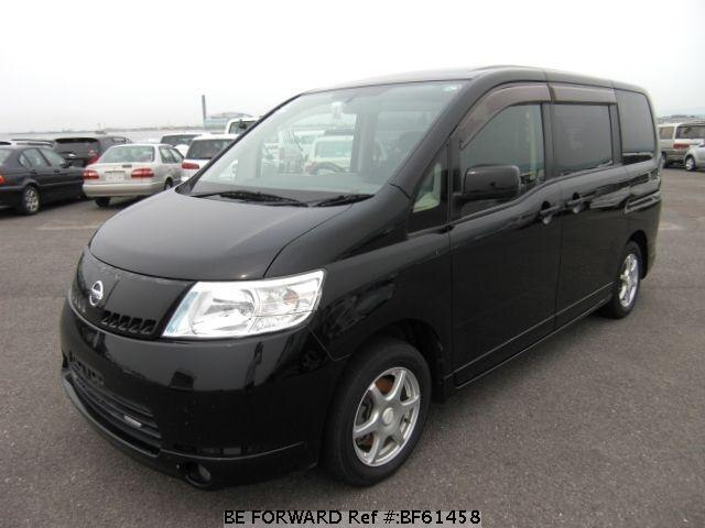 Used 2006 NISSAN SERENA BF61458 for Sale