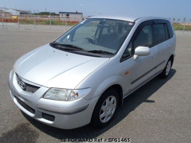 Used 1999 MAZDA PREMACY BF61465 for Sale