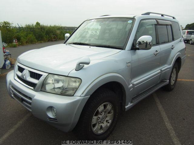 Used 2003 MITSUBISHI PAJERO BF61480 for Sale